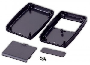 SIMCO 24TBA/P ABS Pocket Size Plastic Enclosure