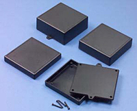 4 Outlet Electrical Plastic Enclosures