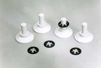 PC Board Mounting Bosses