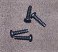 Plastite screws for Utility Cases.