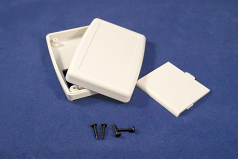 24TBA ABS Plastic Pocket Size Enclosure