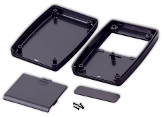 24TBA/P ABS Pocket Size Plastic Enclosure