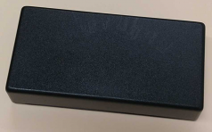 100X25 Black Discounted Plastic Enclosures