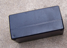 250X25 Plastic Utility Case, Deep Bottom Box Seconds