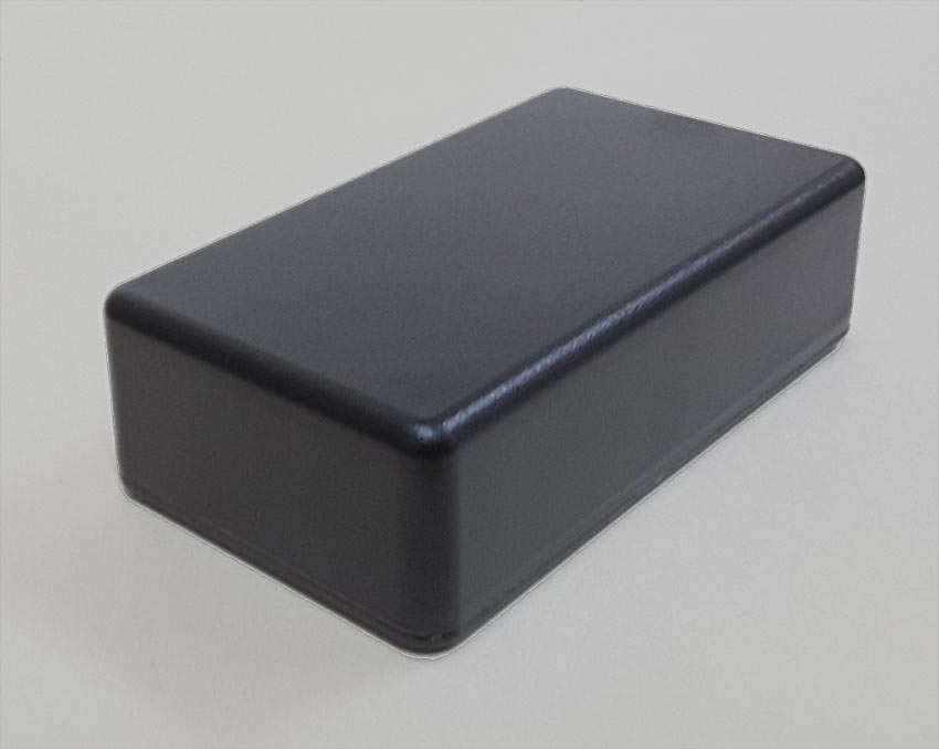100X235 Small Plastic Box for Small Electronics