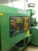 New 150 Ton Injection Molding Machine