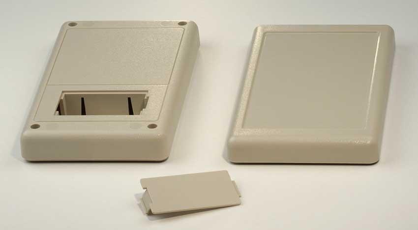 36T9VB ABS Handheld Plastic Enclosures