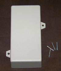 WM-160X25 Plastic Wall Mount Enclosure