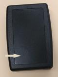 24TB W/ Panel Black Discounted Pocket Size Plastic Enclosure SECONDS